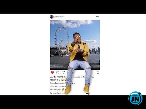 Fabian Blu - Instagram Ft Naira Marley & Mohbad